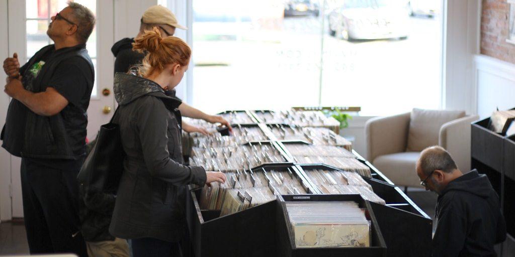 Hudson Valley Vinyl Record Store In Beacon NY